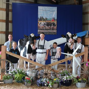 2015 Minnesota Junior Holstein Show