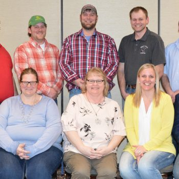 2018-2019 Minnesota Holstein Board of Directors