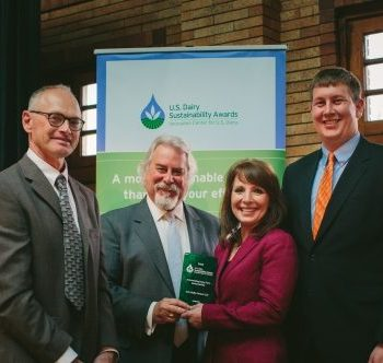 Jer-Lindy Farms and Redhead Creamery Recognized with U.S. Dairy Sustainability Award